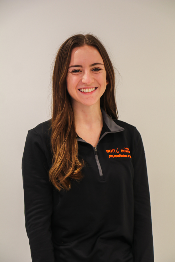 Collins ('19) Selected as BGSU Schmidthorst Student Ambassador