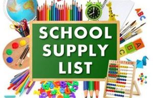 Links to Building Supply Lists