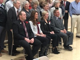 Athletic Hall of Fame Induction Class of 2018