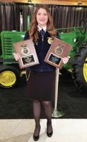 M-U Grad Earns Top FFA Honors