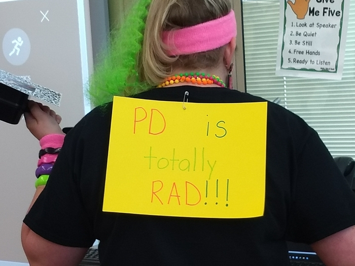 PD is so rad!
