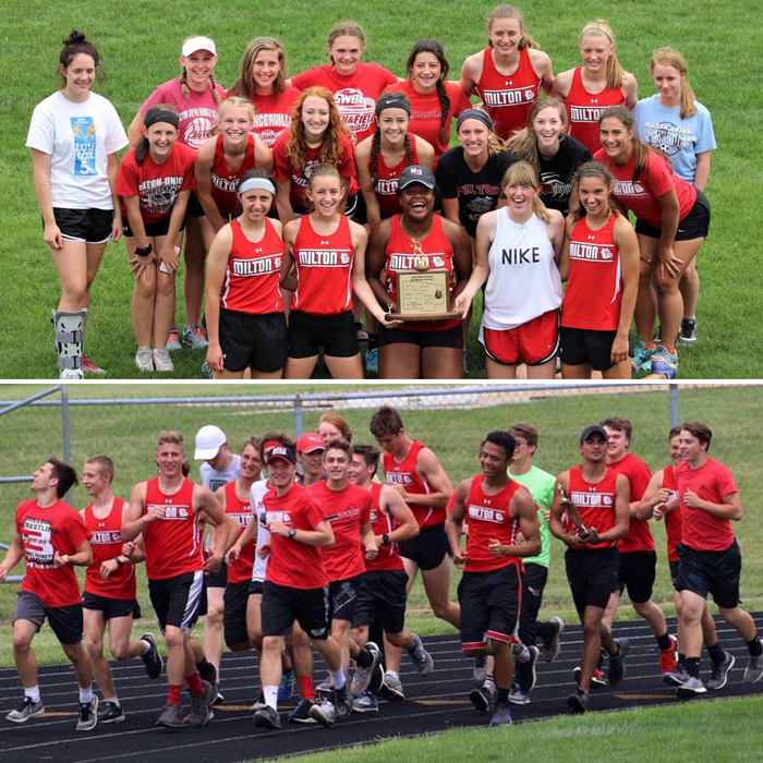 Boys and Girls Track Teams