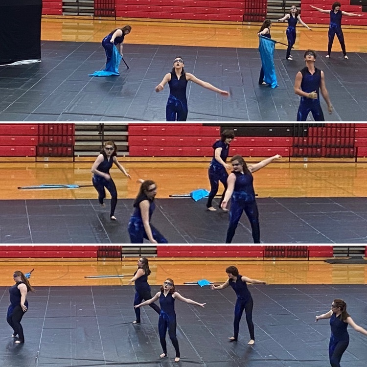 M-U Winterguard Family & Friends Performance