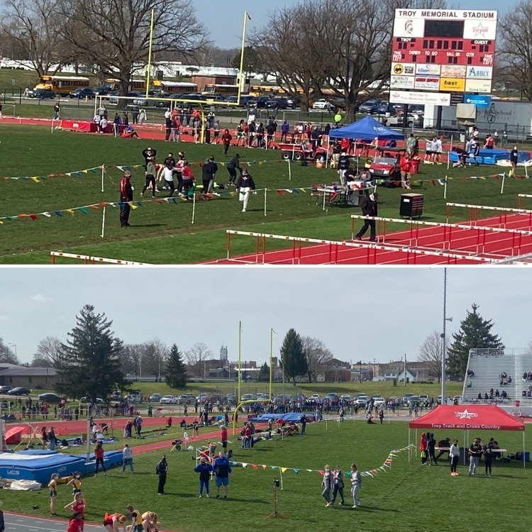 Track & Field Invitational Troy HS - 3.27.2021