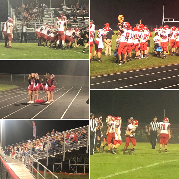 Bulldogs against Shawnee - 10.5.18