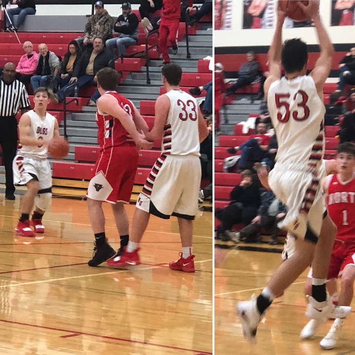 M-U Boys Basketball against TCN - 1.29.19