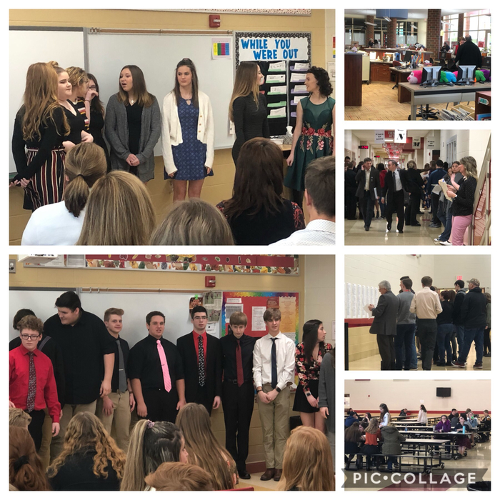 Solo & Ensemble Collage 2.9.19