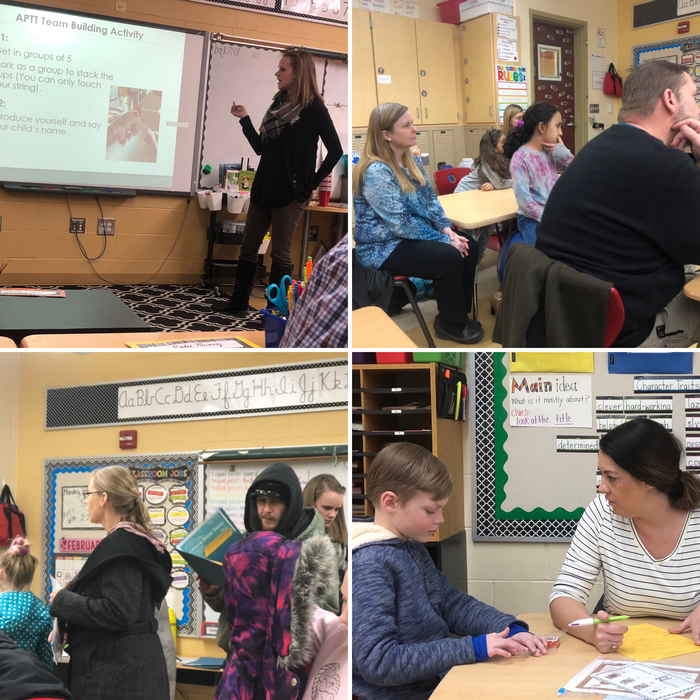 Grade Three APTT Meeting - 2.25.19