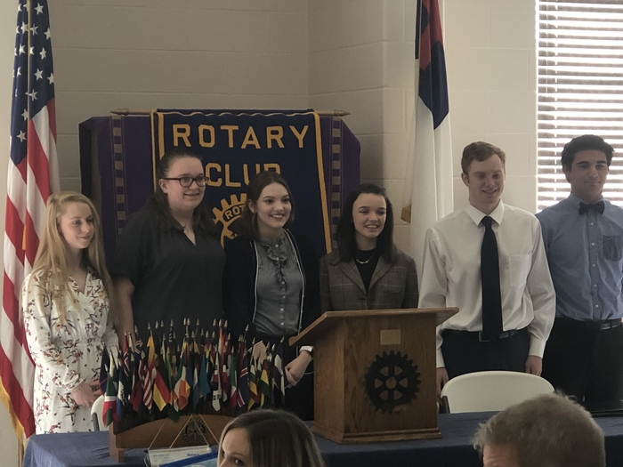 Rotary Four-way Speech Participants 3.18.19