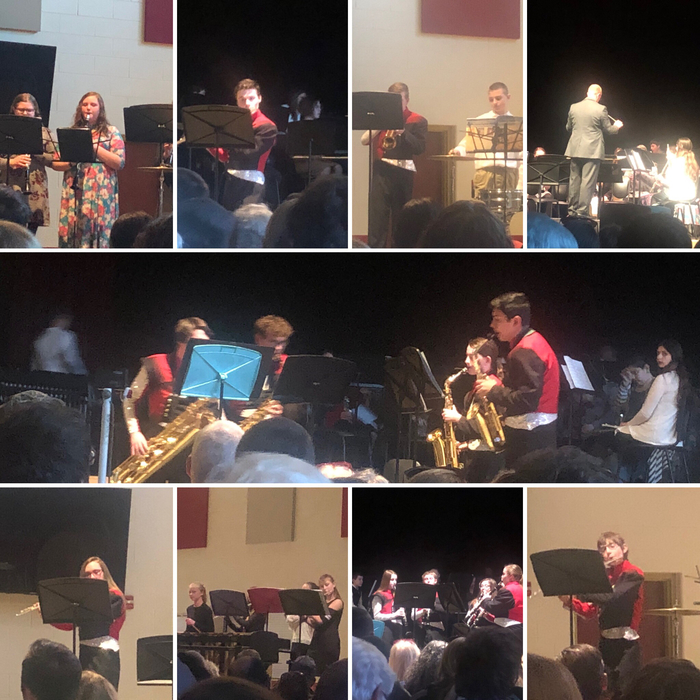 Band Showcase Concert 2019
