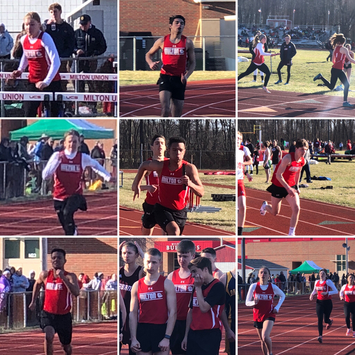 Track & Field Quad on 3.26.19