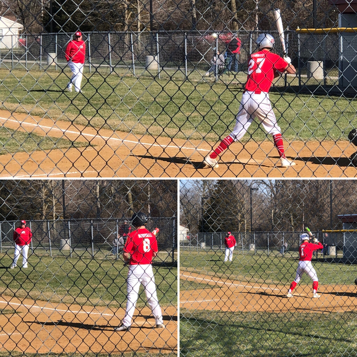 Bulldog baseball against Covington 4.2.19