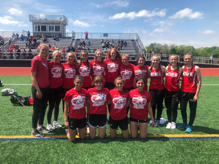 2019 Girls Track SWBL Champs