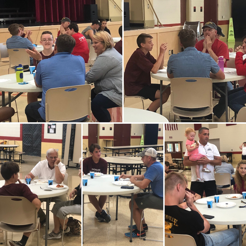 Parents of Past Players Dinner - MUHS 8.9.19