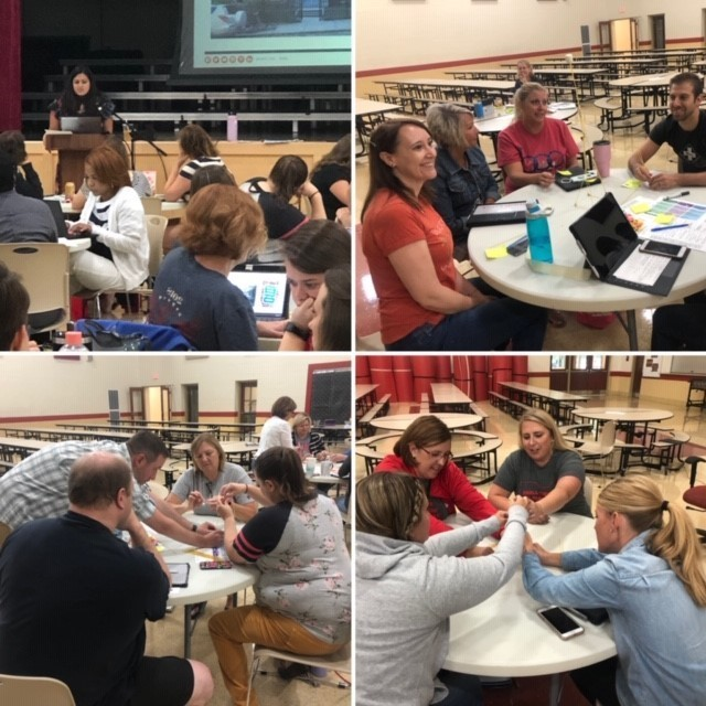 UDL Staff Training Day One - 8.13.19