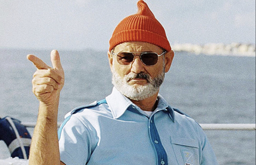Bill Murray - the life aquatic