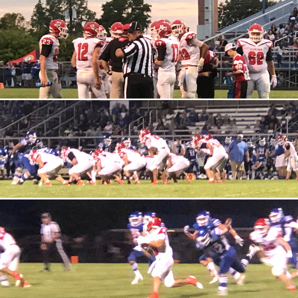 Bulldogs at Miami East - 8.30.19