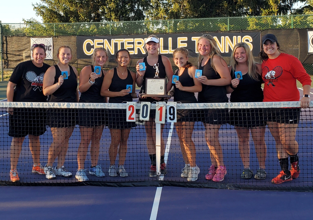 Girls tennis championship picture - 9.23.19