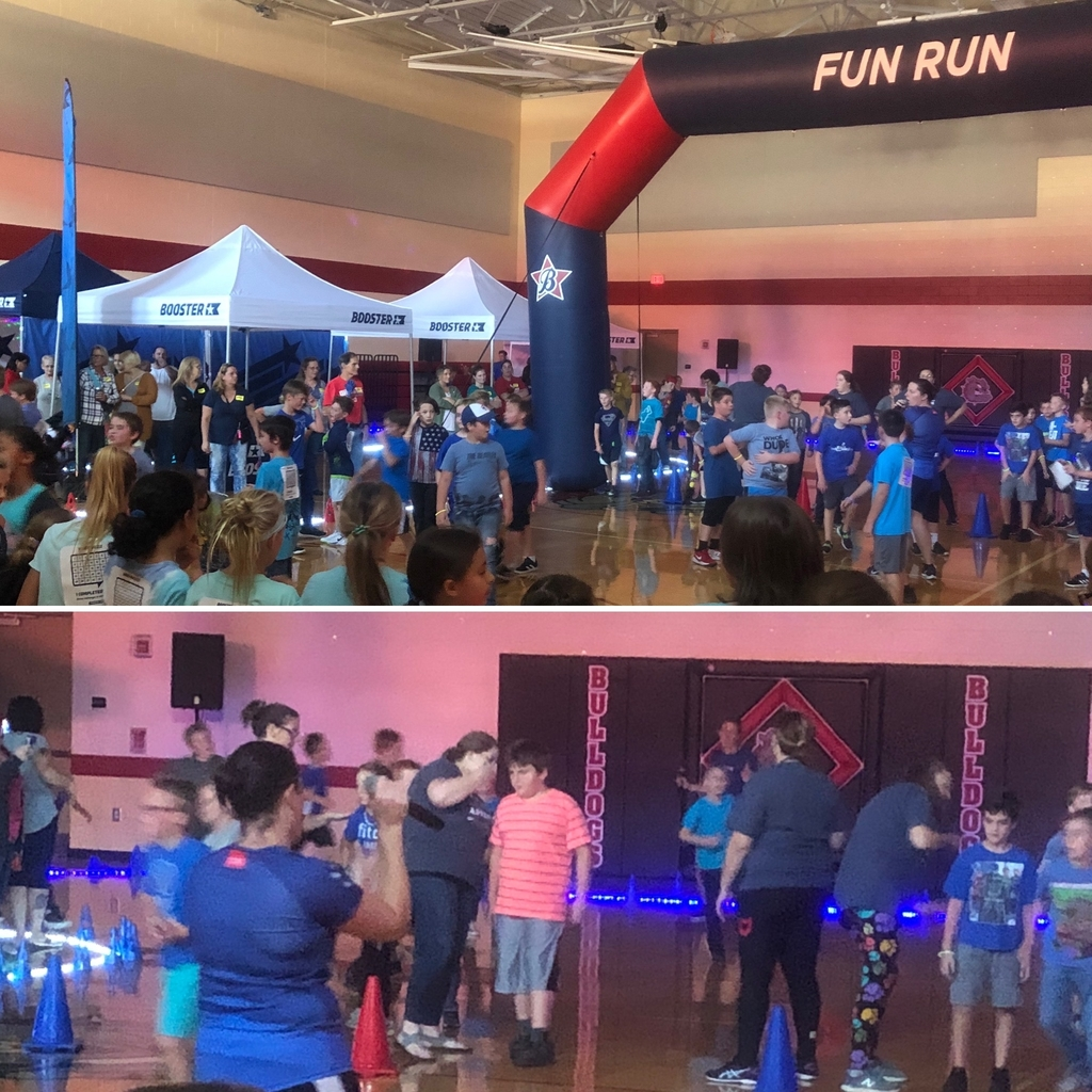 PTO Boosterthon Fun Run - 10/10/19