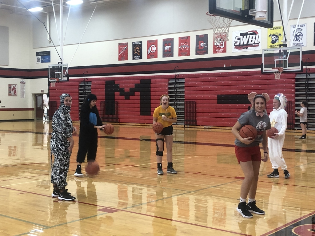 Basketball practice Halloween theme 10.31.19