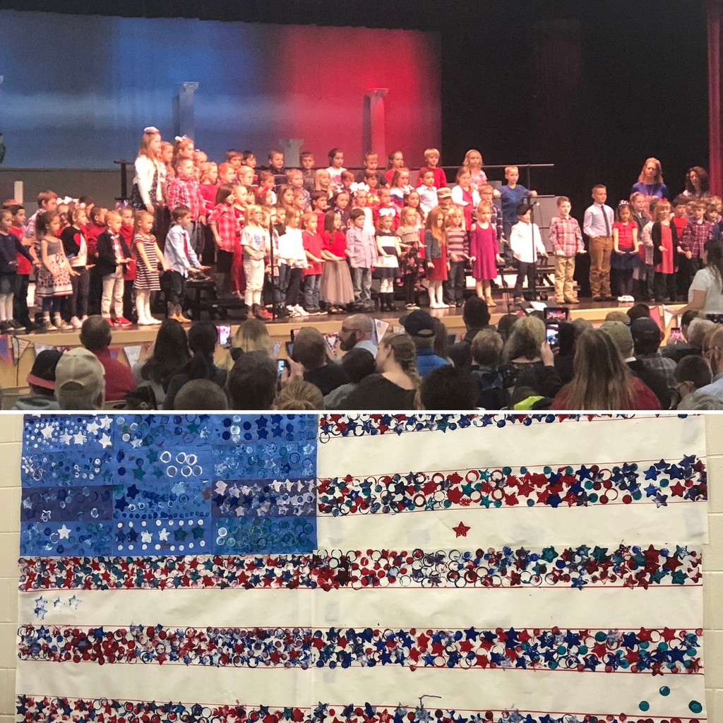 First Grade Veteran's Day Concert - 11.20.19