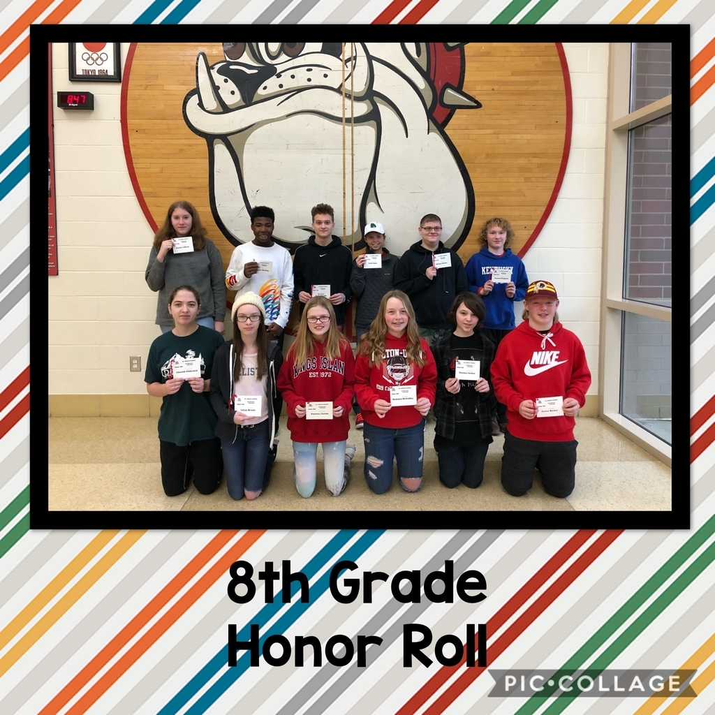8th Honor Roll