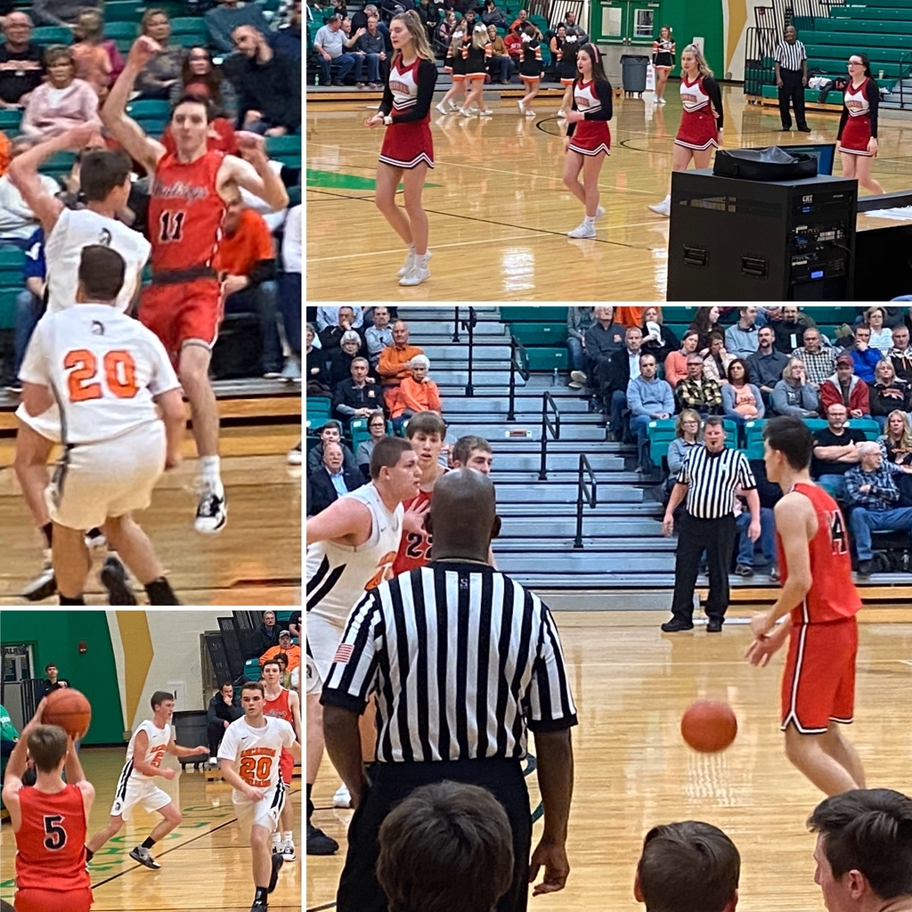 Bulldogs versus Arcanum Tournament Game
