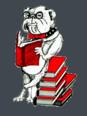 Milton-Union Public Library Bulldog
