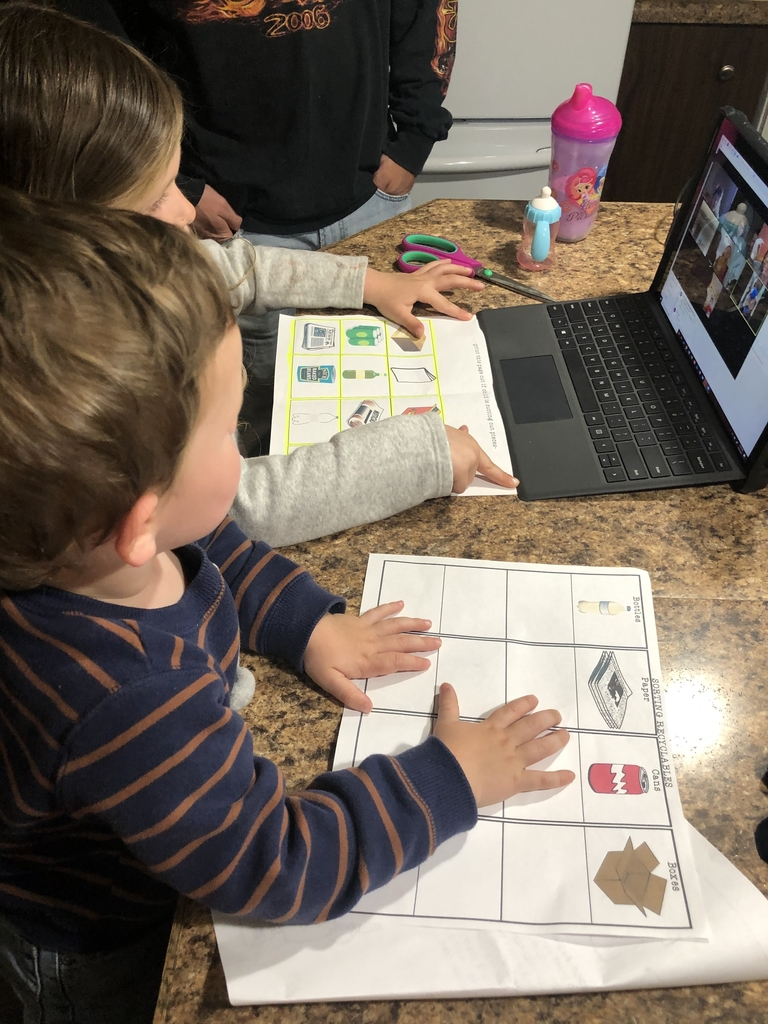 PreK Remote Learning