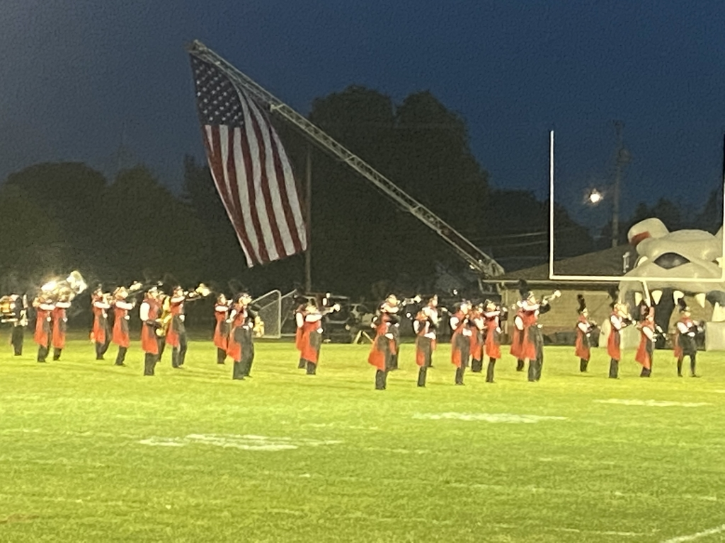 Band of Pride - Halftime 9.11.2020